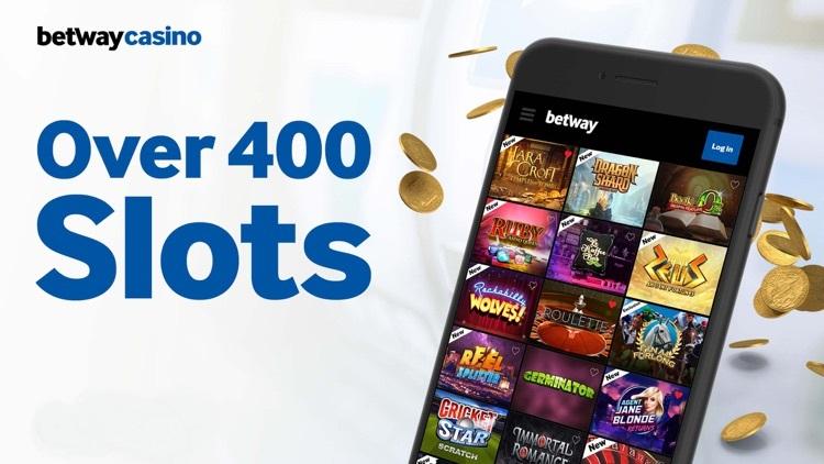 Casino Betway mobile app