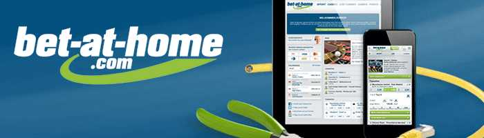 Bet at home App wetten