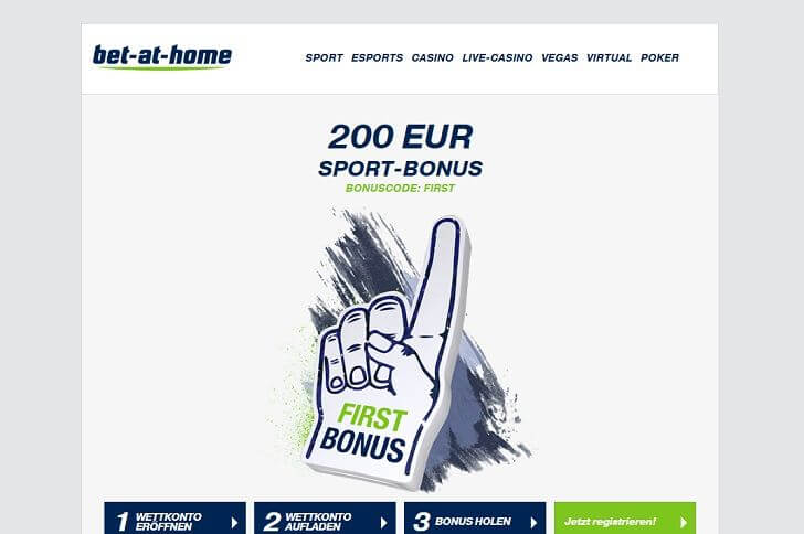 Betathome Bonus
