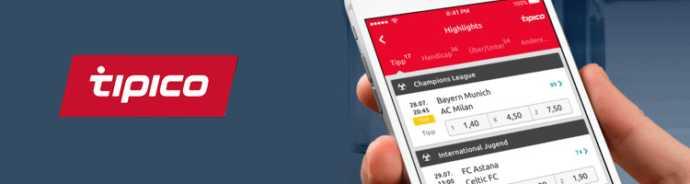 Tipico app
